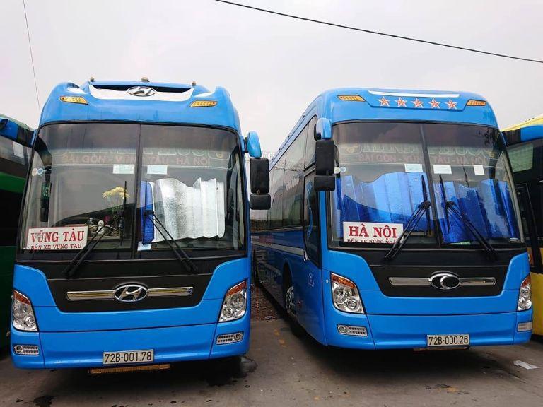 xe khách chất lượng cao tới Bà Rịa Vũng Tàu