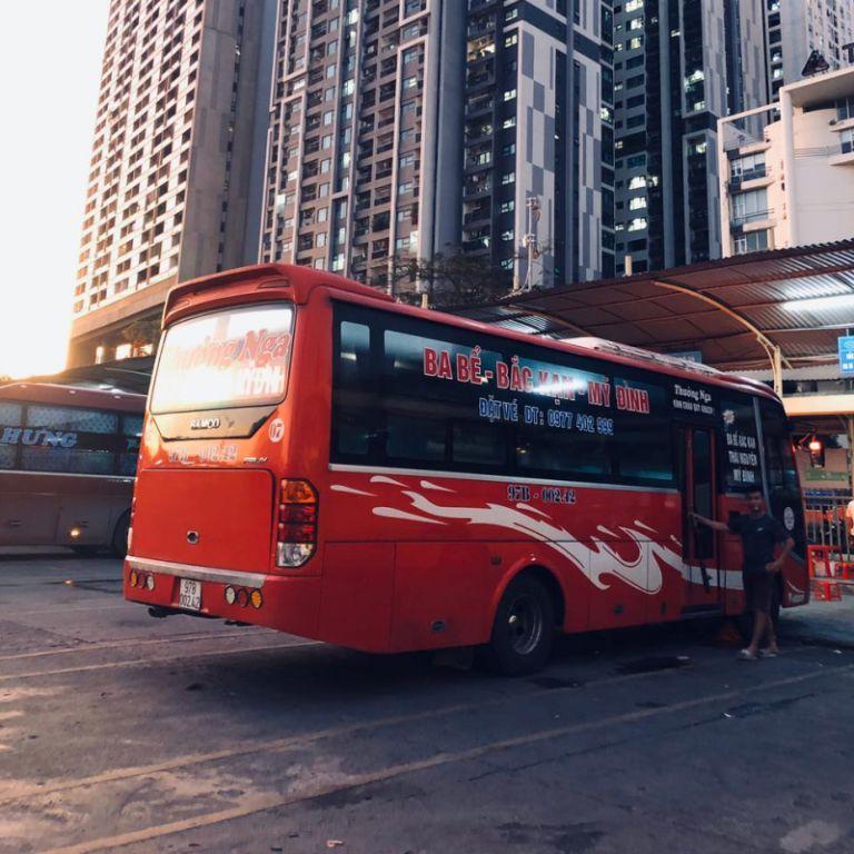 xe khách Hà Nội - Bắc Kạn