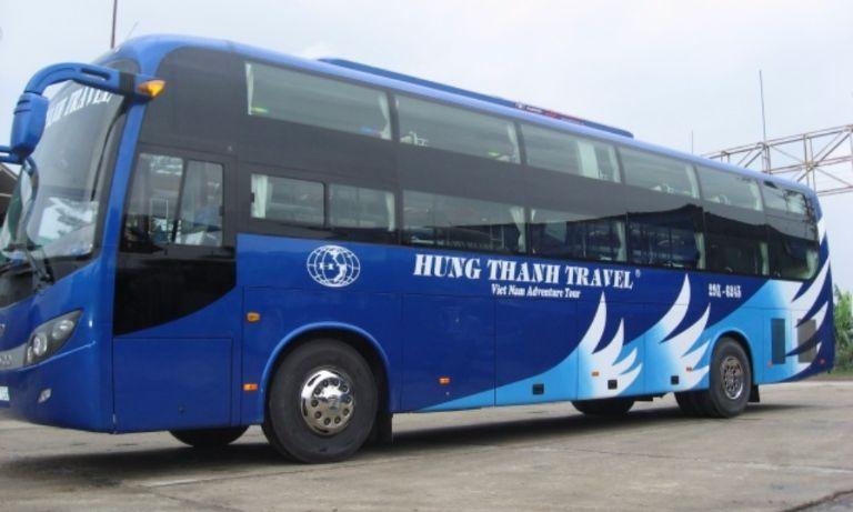 Nhà xe Hưng Thành - xe khách Hà Nội - Bắc Kạn