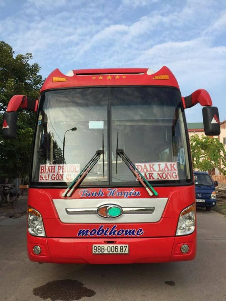 Xe khách Đức Thuận
