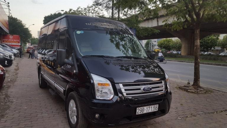 Kim Dung Limousine