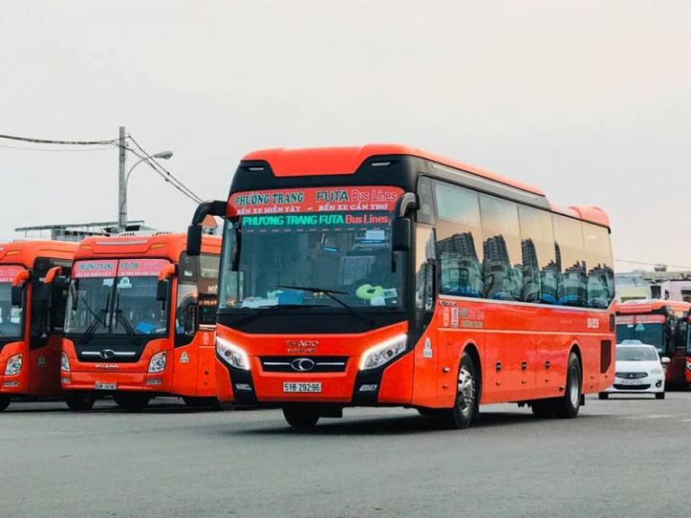 Xe khách Hà Nội - Đà Nẵng