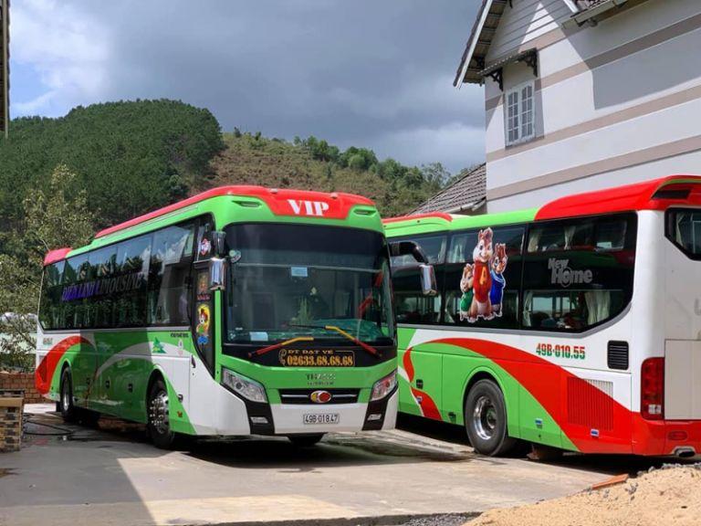 xe khách Hà Nội – Đắk Nông