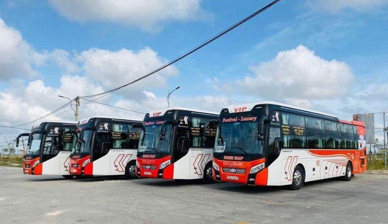 Xe khách Xuân Đông - xe khách Hà Nội - Đắk Nông