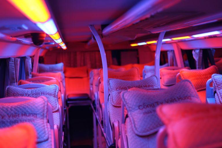 Xe khách Việt Hưng - xe khách Hà Nội - Gia Lai