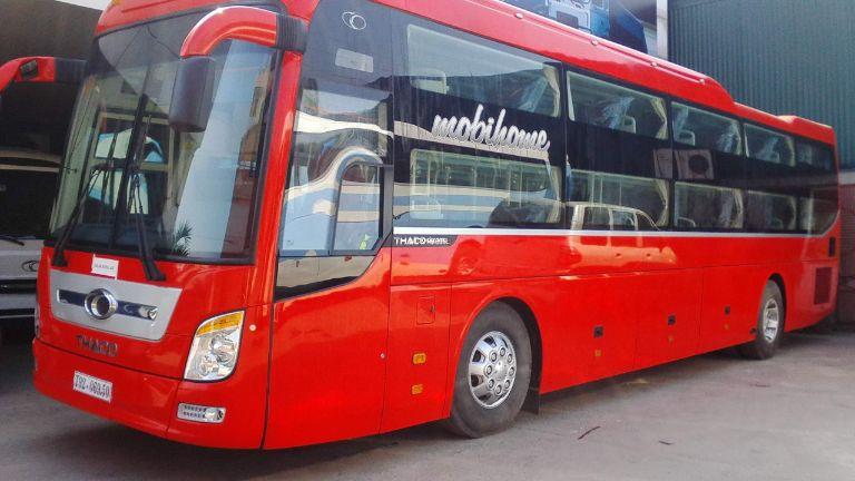 Nhà xe Hồng Anh - xe khách Hà Nội - Gia Lai