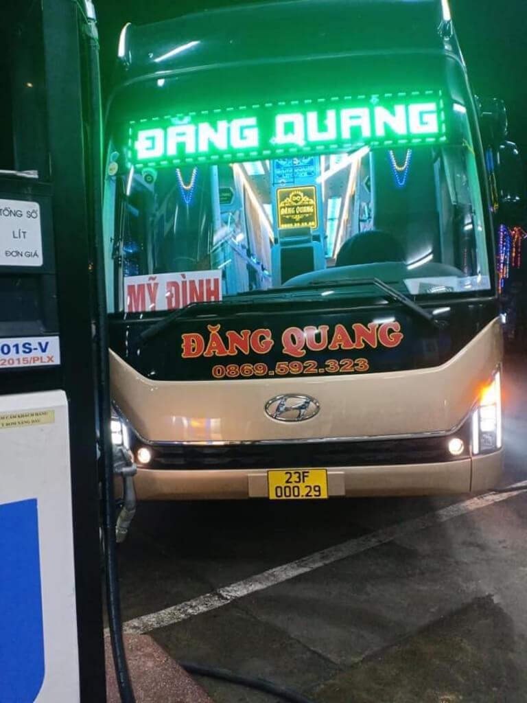 Xe khách Đăng Quang