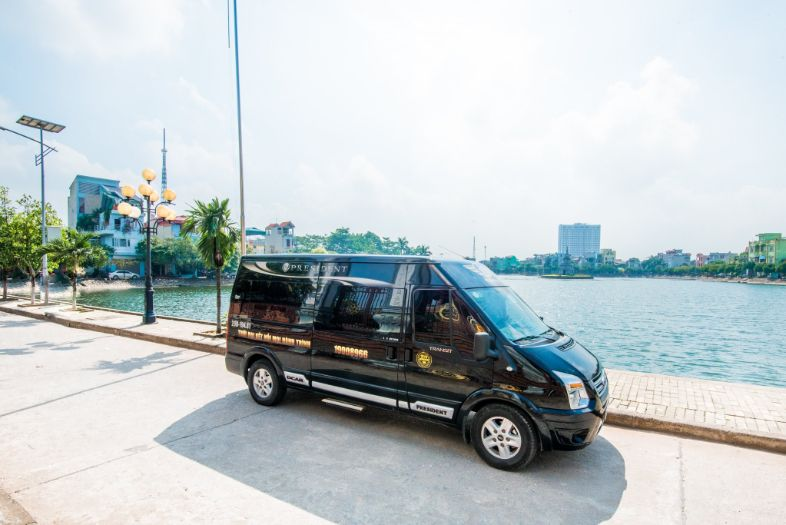 Thời Đại 4.0 Limousine - xe khách Hà Nội - Hà Nam