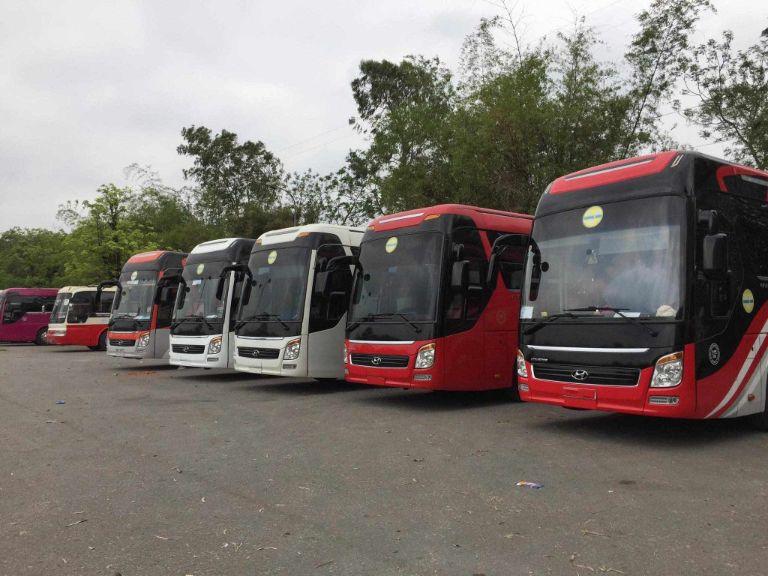 Nhà xe Đường Bộ Lý Nhân - xe khách Hà Nội - Hà Nam