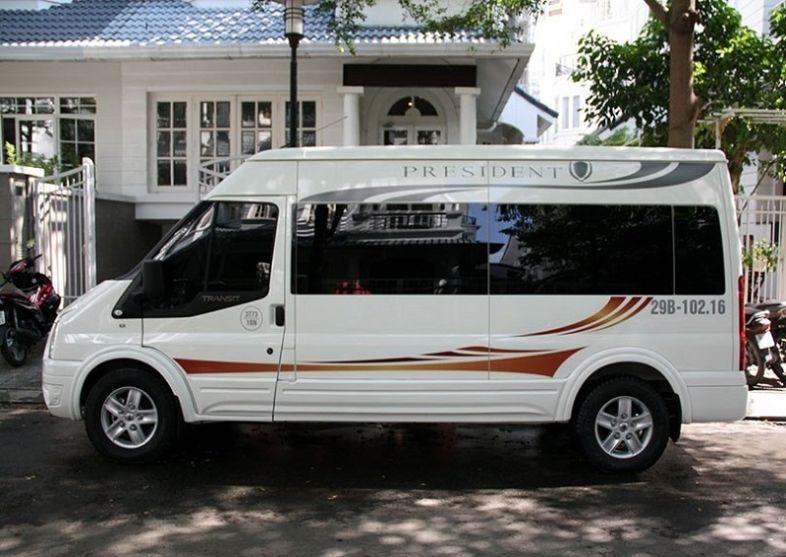 xe khách Hà Nội - Hà Nam