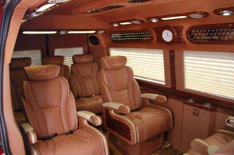 Hồng Vinh Limousine - xe khách Hà Nội - Hà Nam