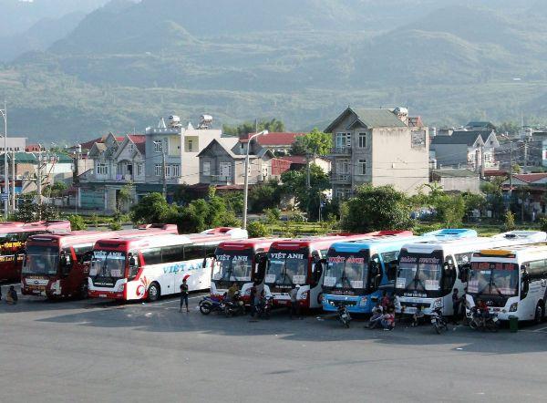 xe khách Hà Nội Lai Châu
