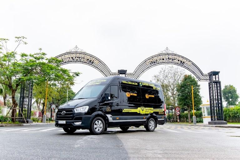 Xe Limousine Quỳnh Thanh