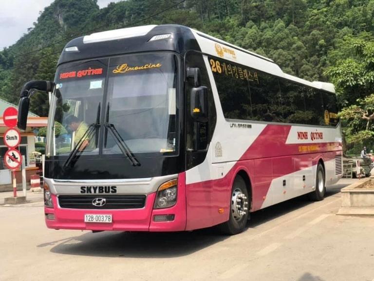 xe khách Hà Nội Lào Cai
