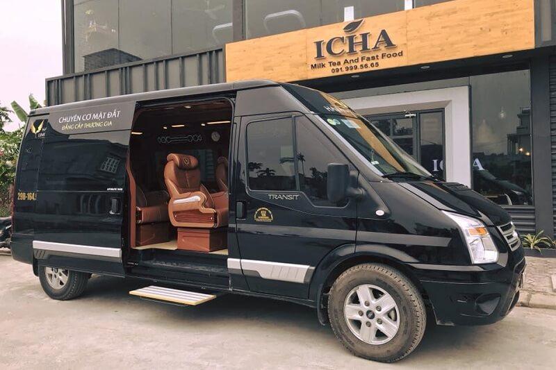 xe khách Hà Nội - Nam Định