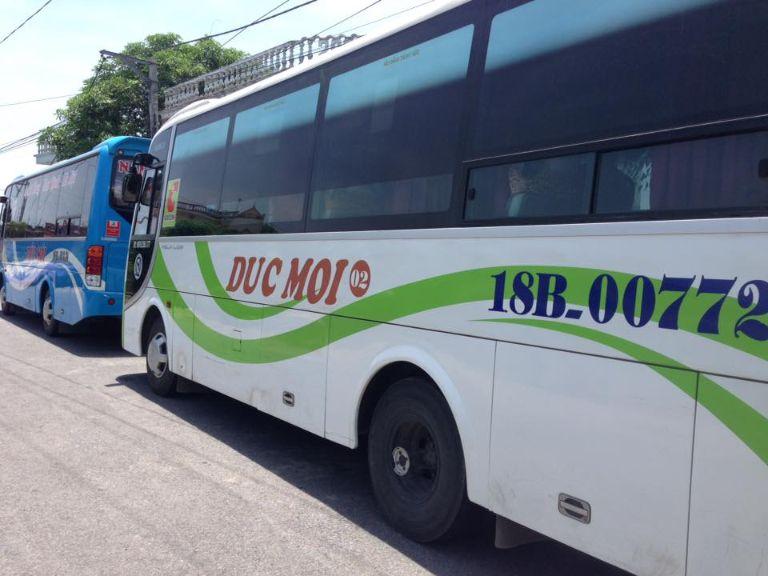 Xe khách Hà Nội-Nam Định