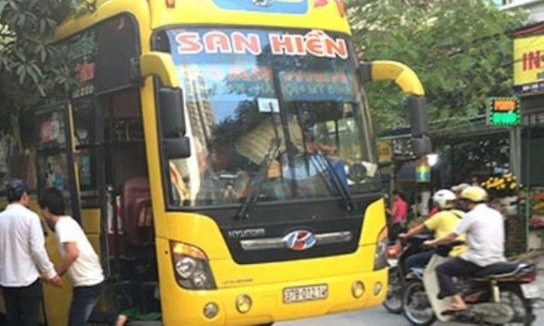 Xe khách San Hiền
