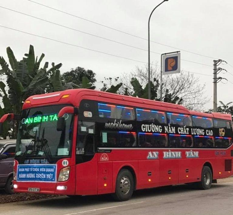 Xe Khách Hà Nội Nghệ An
