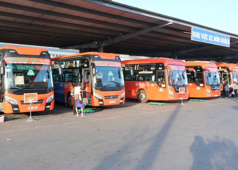 Xe khách Phương Trang Futa Bus