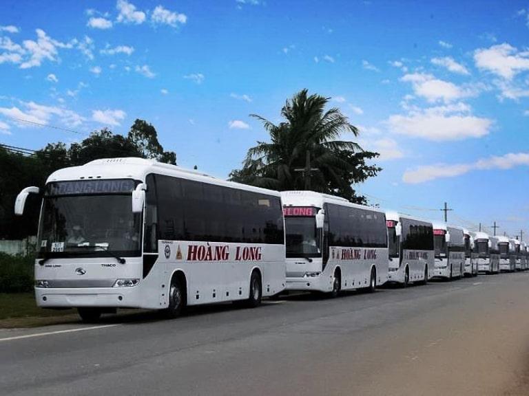 Xe khách Hà Nội - Nha Trang