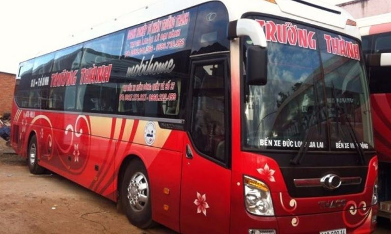 Xe khách Hà Nội - Ninh Bình