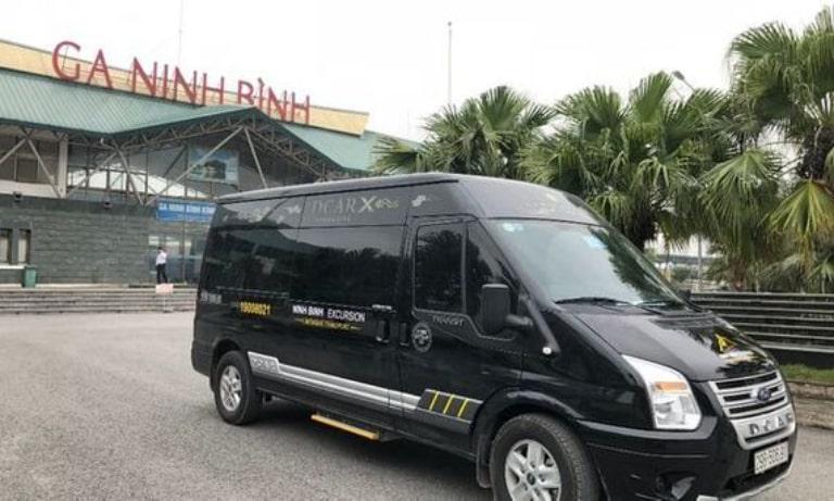 Xe khách Ninh Bình Excursion Transport