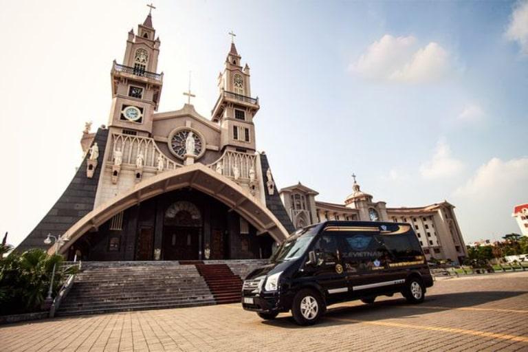 Xe khách tuyến Hà Nội - Ninh Bình