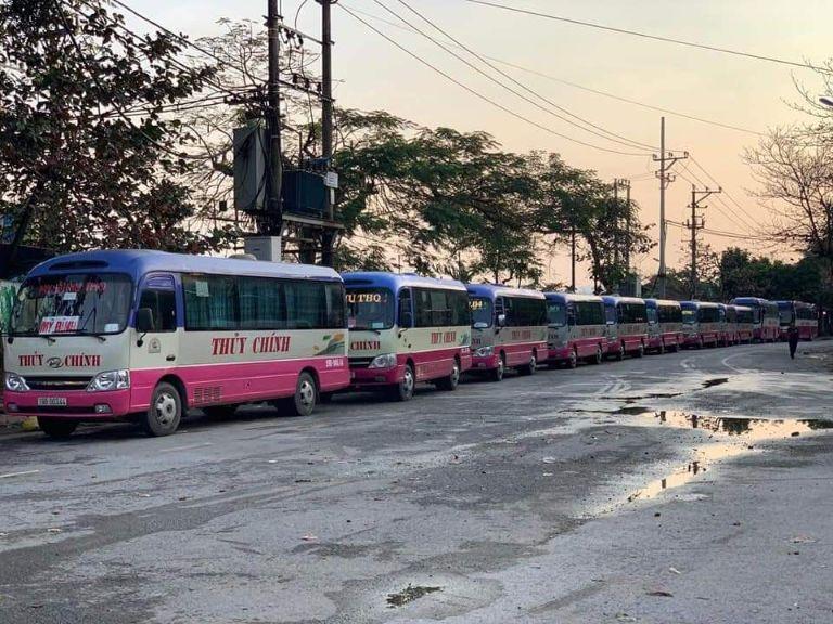 xe khách Thủy Chính Hà Nội Phú Thọ