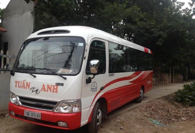 xe khách Hà Nội Phú Thọ