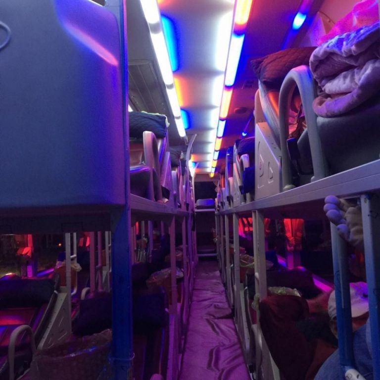 Nhà xe Thuận Ý - xe khách Hà Nội- Pleiku