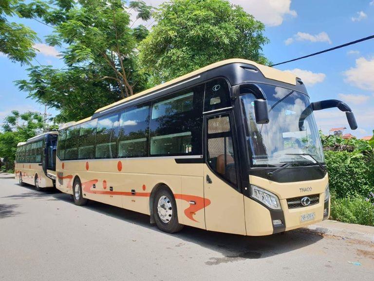 Nhà xe Hà Quảng Travel xe khách Hà Nội - Quảng Bình