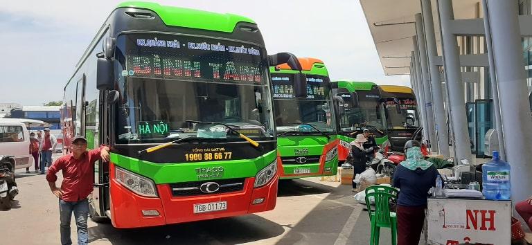 Bình Tâm - Chuyên tuyến Hà Nội Quảng Ngãi