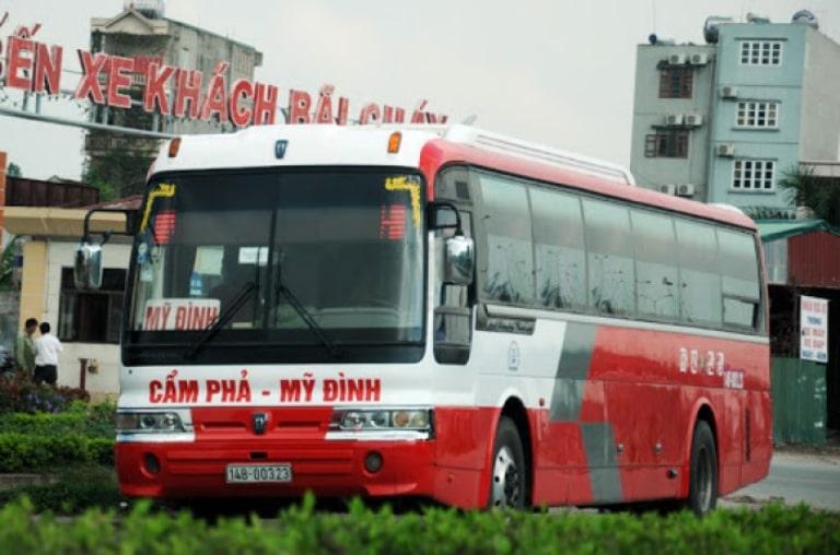 Xe liên doanh Quảng Ninh Hà Nội