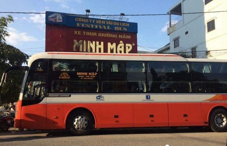 Minh Mập - Xe khách Hà Nội Quảng Trị