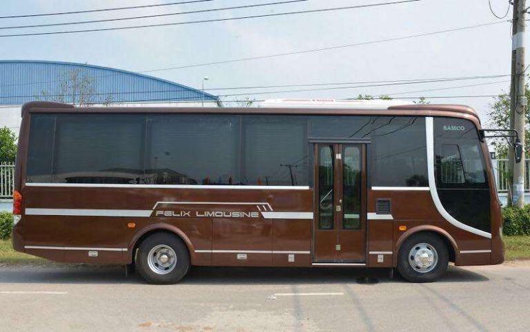 Xe Limousine Bảo Khang