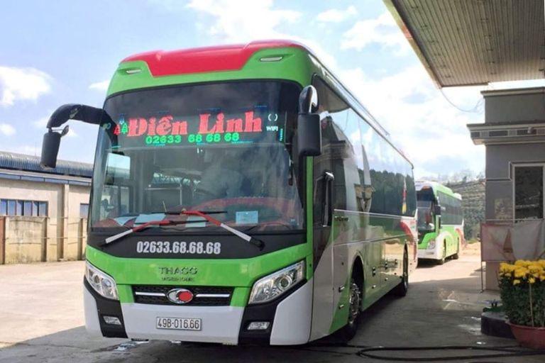 Xe khách Hà Nội Quy Nhơn