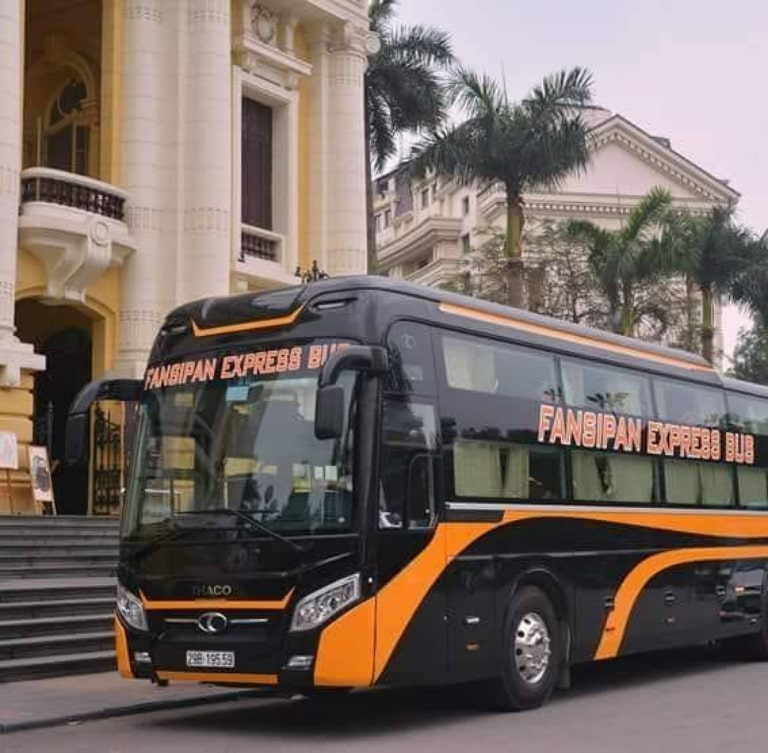 Xe khách Fansipan express