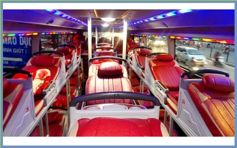 Giường nằm xe Đức Thịnh