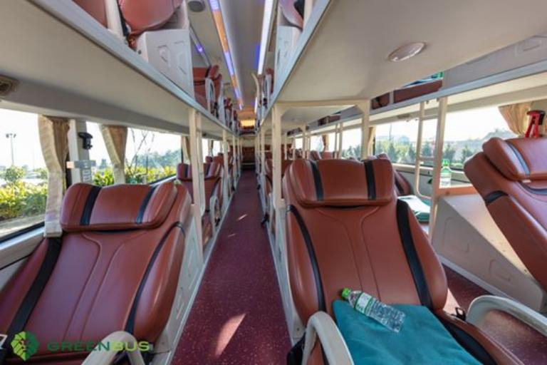 Greeen Bus - Xe khách lên Sapa