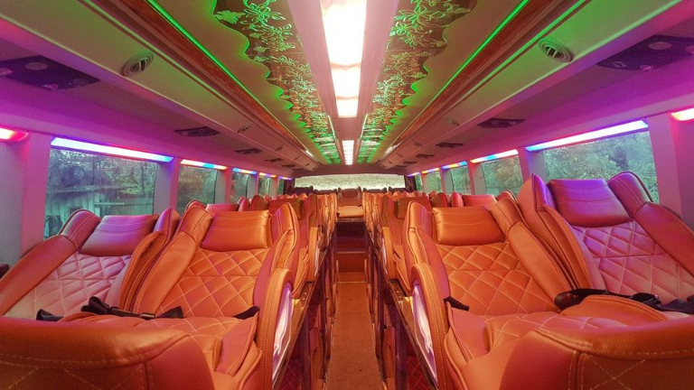 Xe Inter Bus Lien chạy thẳng Sapa