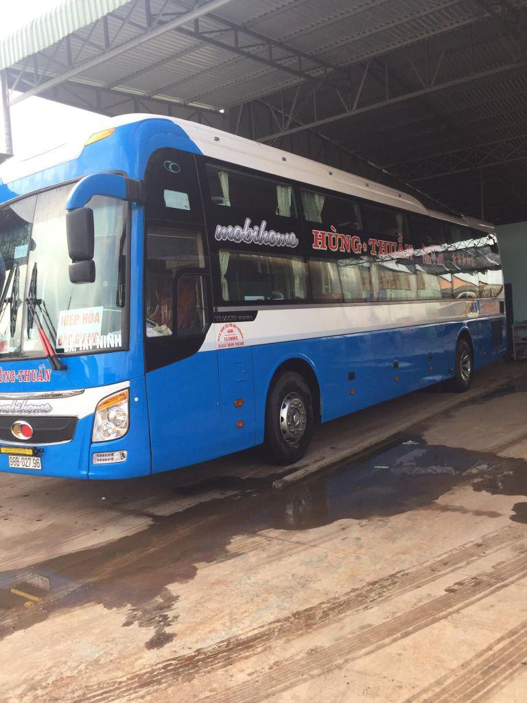 xe Hà Nội đi Tây Ninh