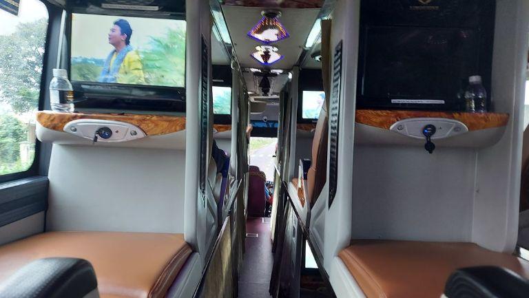 xe khách Hà Nội Tuyên Quang