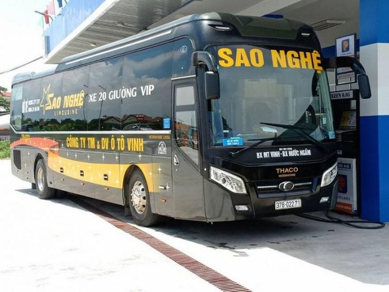 Xe khách Sao Việt