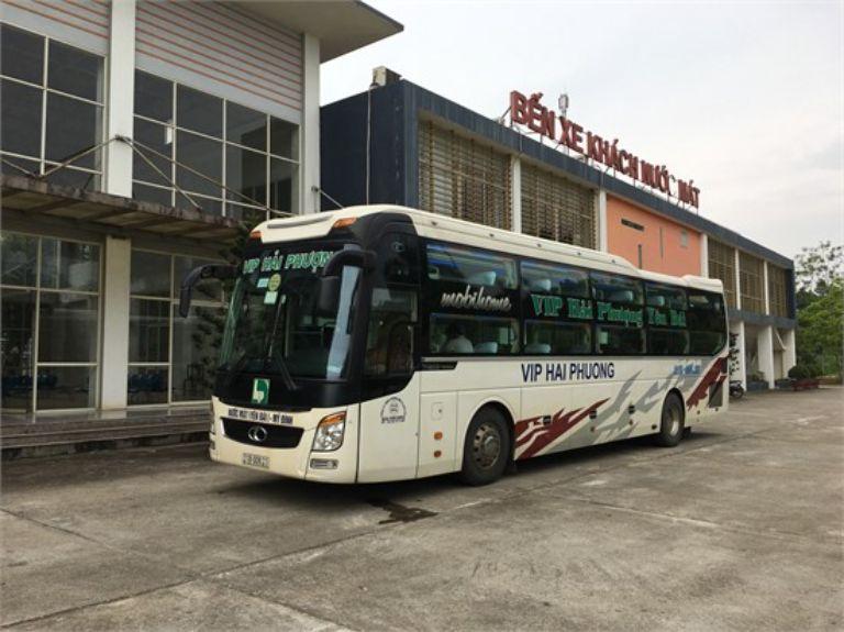 Xe khách Hà Nội Yên Bái