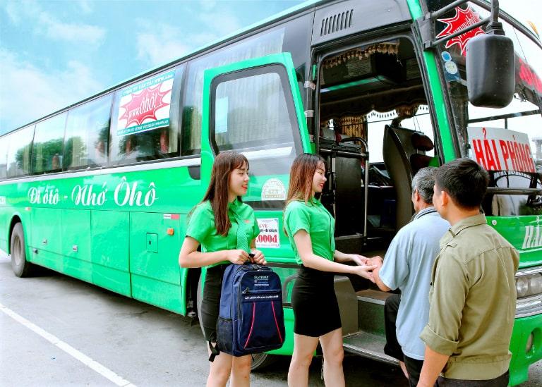 Xe khách Hà Nội Hải Dương - Ô Hô