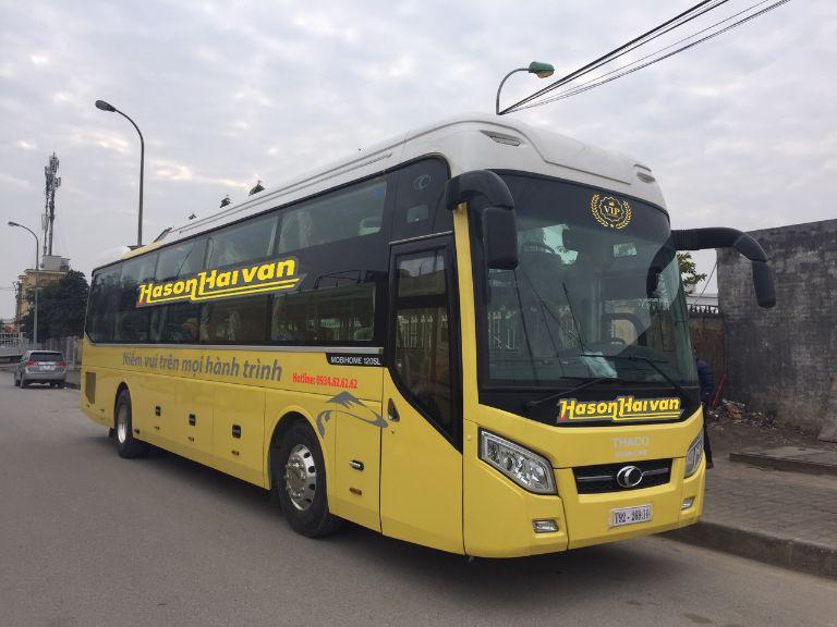 Hải Vân Express - Xe khách Hà Nội Vĩnh Phúc