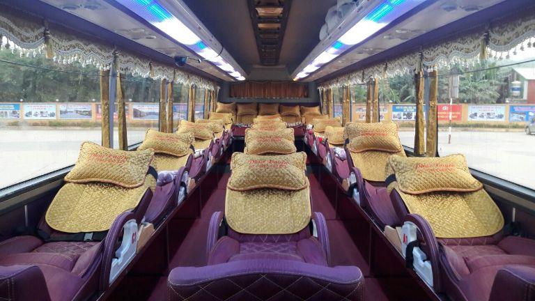 Nhà xe Ngọc Huyền - Tuyến xe Mỹ Đình Hải Phòng