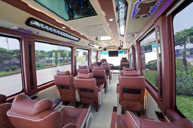 Cát Bà Express - Xe limousine Mỹ Đình Hải Phòng