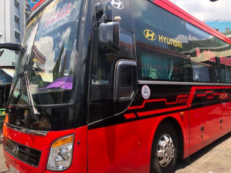Tín Nghĩa - Xe khách Hà Nội đi Tuy Hòa Phú Yên
