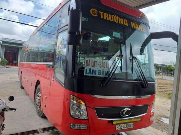 Xe khách Hà Nội Hưng Yên từ bến xe Gia Lâm - Nhà xe Trường An